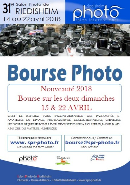 SPR - Bourse Photo